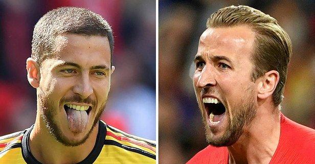 Belçika-İngiltere 3.'lük için!