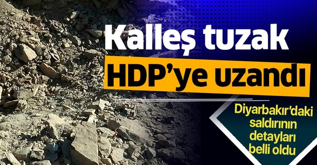 Diyarbakır'daki alçak saldırının detayları belli oldu!