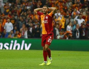 Galatasaray'a Andone'den kötü haber
