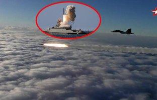 Karadeniz'de savaşa ramak kaldı! Rus savaş gemileri ateş açtı!