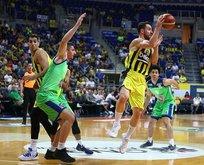 Fenerbahçe Beko evinde hata yapmadı