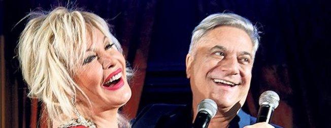 Mehmet Ali Erbil 'Aşkım Aşkım' dizisindeki partneri Emel Sayın ile yeniden 'merhaba' dedi!