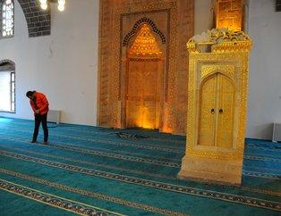 Kurşunlu Camii'nde ilk namaz Başkan Erdoğan'ın katılımıyla kılınacak