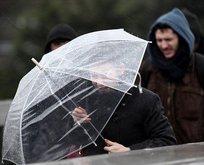 Meteorolojiden o illere kuvvetli rüzgar uyarısı
