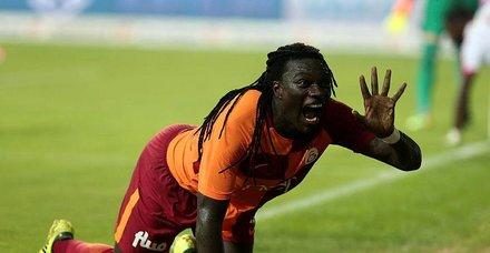 Galatasaray Gomis'i KAP'a bildirdi!
