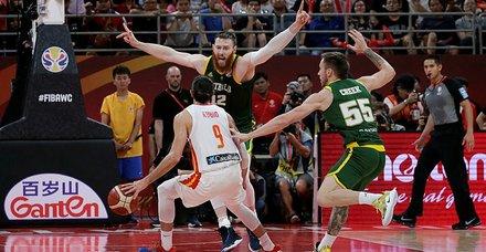 Son dakika haberi: FIBA Dünya Kupası'nda ilk finalist belli oluyor