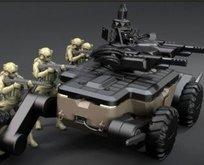 Türkiye'nin robot ordusu kuruluyor