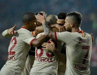 Galatasaray istatistikleri altüst etti! İnanılmaz rakam
