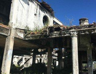 Escobarın lüks evinin şimdiki hali görenleri şaşırtıyor
