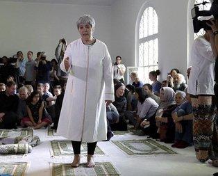 Sapkın kadın imamdan Türkiye'ye küstah suçlama