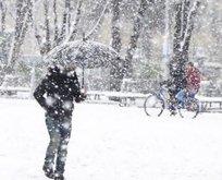 9 Aralık Pazartesi yarın okullar tatil mi? İşte il il hava durumu
