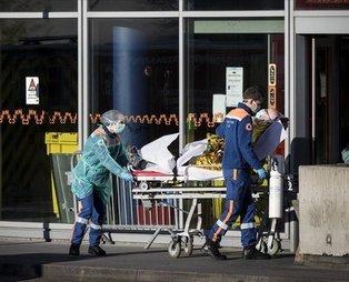 Son dakika: Fransa'da koronavirüsten ölenlerin sayısı 25 bin 201'e yükseldi