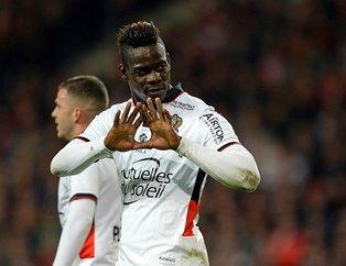 Galatasaray'a Fransa'dan Balotelli müjdesi