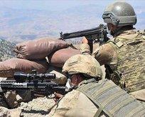 PKK'ya bir ağır darbe daha! 4 terörist artık yok!