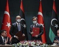 Türkiye ile Libya arasında 'İletişim' imzası!