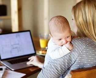 Çalışan anneye ayda 650 TL