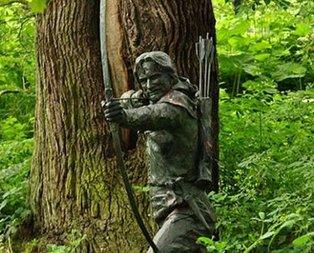 Sherwood Ormanı hangi ülkede?