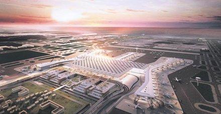 Üçüncü havalimanına 3 bin 500 güvenlikçi