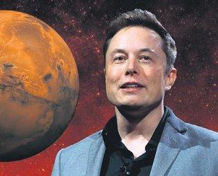 Mars'ın imparatoru
