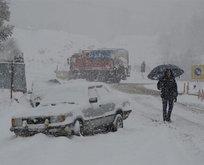 Edirne'da yarın okullar tatil mi? Kar tatili var mı?