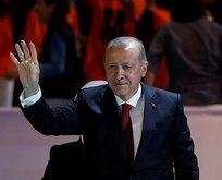Başkan Erdoğan'dan zafer mesajı
