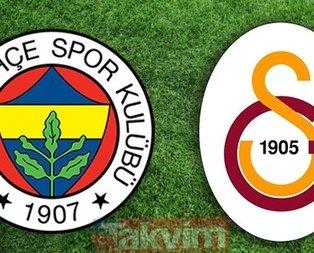 Fenerbahçe - Galatasaray maçı saat kaçta, ne zaman? FB - GS maçı hangi kanalda yayınlanacak?