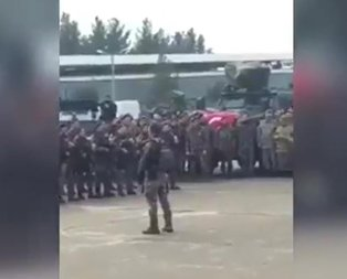 Diyarbakırda tüyleri diken diken eden yemin töreni