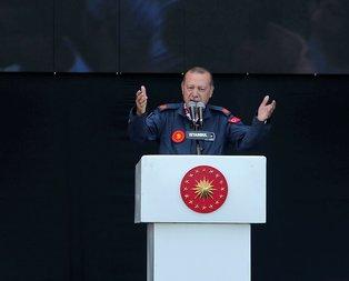 Başkan Erdoğandan AVMcilere uyarı