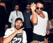 Beckham şov!