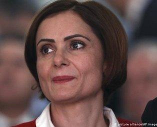 CHP'li Canan Kaftancıoğlu DHKP-C'li Taylan Kulaçoğlu'na sahip çıktı!
