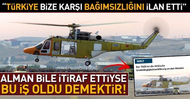 'Türkiye bize karşı bağımsızlığını ilan etti'