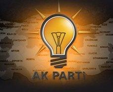AK Partide 3 döneme takılanlar