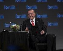 Erdoğan: İyi iyi, bayağı para kazanıyorlar