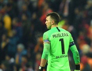 Galatasaray'da Muslera şoku! Yollar resmen ayrılıyor