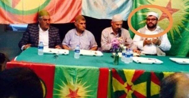 PKK'nin tacizci şeyhi sözde hoca terörden tutklandı!