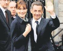 Nicolas Sarkozy panikte