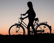 Bisikletle stresi at