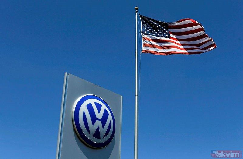 Volkswagen'in yeni logosu görücüye çıktı (Dünyaca ünlü markaların logolarının anlamları)