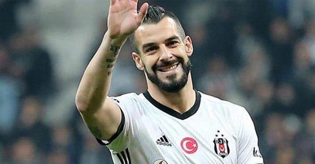 Negredo Beşiktaş'tan ayrılıyor! İşte yeni takımı