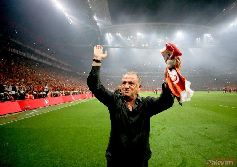 Galatasaray'da Fatih Terim transfer listesini verdi! O isimleri mutlaka alın