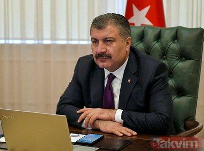 Sağlık Bakanı Fahrettin Koca'nın 'biz evdeyiz' paylaşımı istedi! Vatandaşlardan destek yağdı...