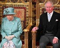 Bir ilk! Kraliyet ailesi 33 yıl sonra...