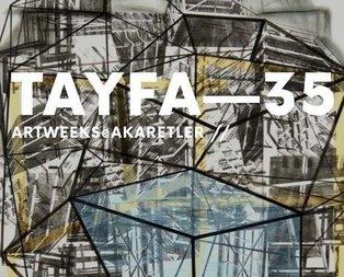 Tayfa 35 sanatseverleri bekliyor