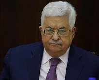 Abbas'tan BAE'nin skandal hamlesine sert tepki