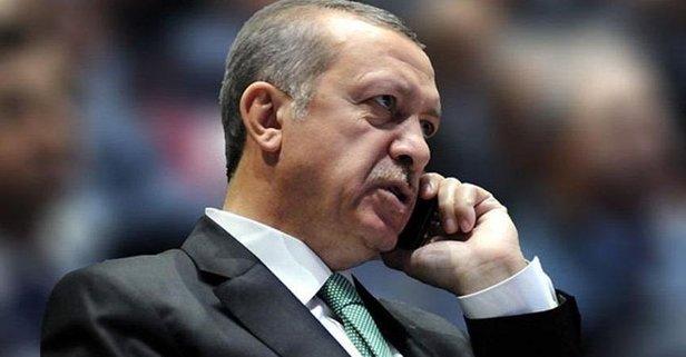 Başkan Erdoğan'dan Diyarbakır telefonu