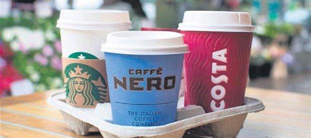 Kahveyi de 'buz'dular