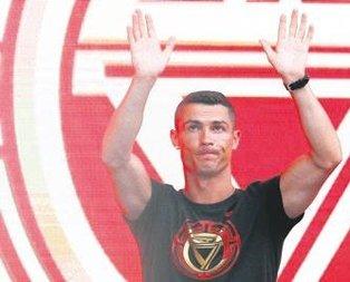 Ronaldo İtalya'ya vergi yüzünden gitti!