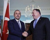 Bakan Çavuşoğlu'dan kritik görüşme