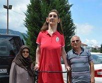 Rümeysa Gelgi kimdir, kaç yaşında, nereli? Dünyanın en uzun kadını Rümeysa Gelgi'nin boyu kaç cm?