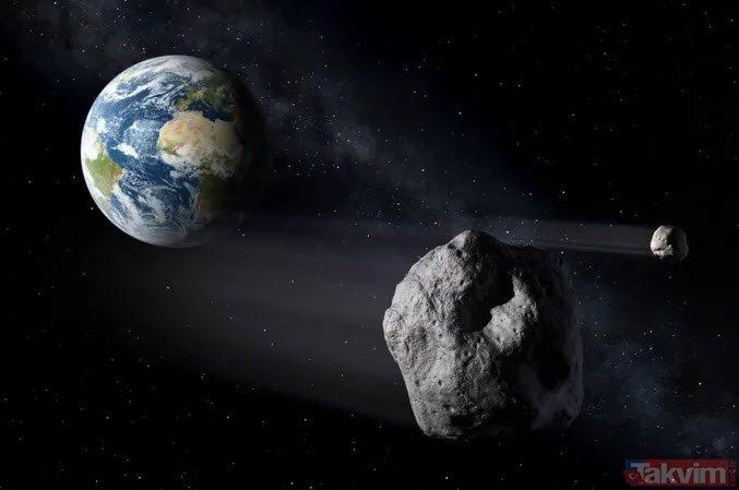 NASA'dan dünyanın yüreğini hoplatan açıklama! 'Felaket' deyip, tarih verdiler...